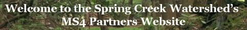 Spring Creek Watershed MS4 Partners