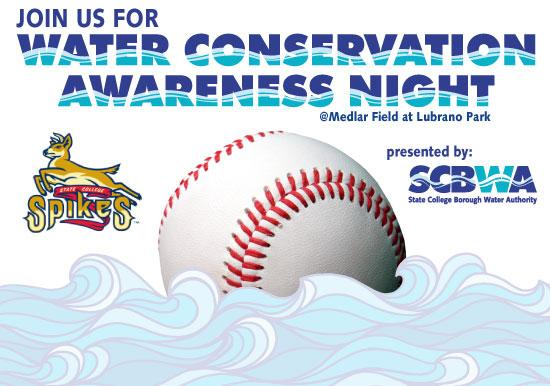 Water Conservation Awareness Night August 20th
